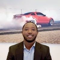 Gregory Imanirabaruta at Camelback Ford Lincoln