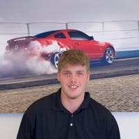 Timothy Muench at Camelback Ford Lincoln