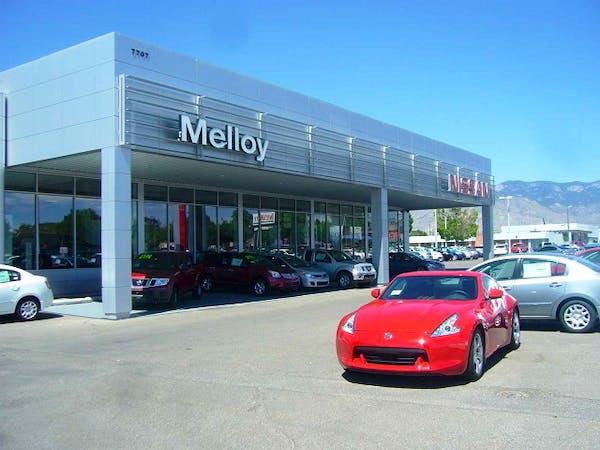Melloy Nissan, Albuquerque, NM, 87110