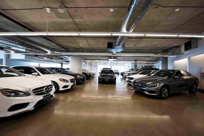 Mercedes-Benz of Chicago, Chicago, IL, 60642