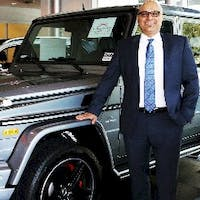 Ray Hashemi at Mercedes-Benz of Laguna Niguel