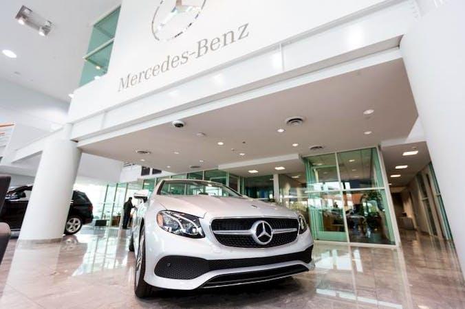 Mercedes-Benz of Laguna Niguel - Service Center - Mercedes