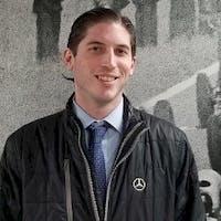 Sebastian  Wroblewski at Mercedes-Benz Manhattan - Service Center