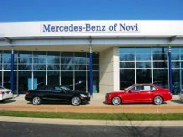Mercedes-Benz of Novi, Novi, MI, 48375
