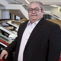 Ed Richer at Mercedes-Benz of Princeton