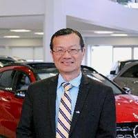 Paul Lai at Mercedes-Benz of Princeton