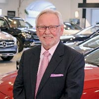 Thomas Knobloch Sr. at Mercedes-Benz of Princeton