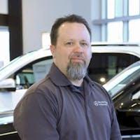 Jeffery Hirtler at Mercedes-Benz of Princeton - Service Center