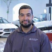 Miguel Cruz at Mercedes-Benz of Princeton - Service Center