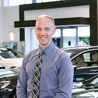 Gary Napierkowski Jr. at Mercedes-Benz of Princeton