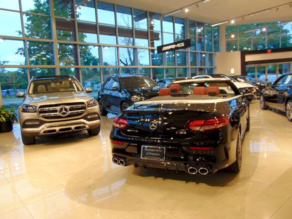 Mercedes-Benz of Princeton - Mercedes-Benz, Used Car ...