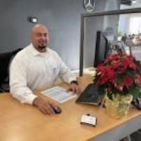 Samy Hamza at Mercedes-Benz of Wilmington