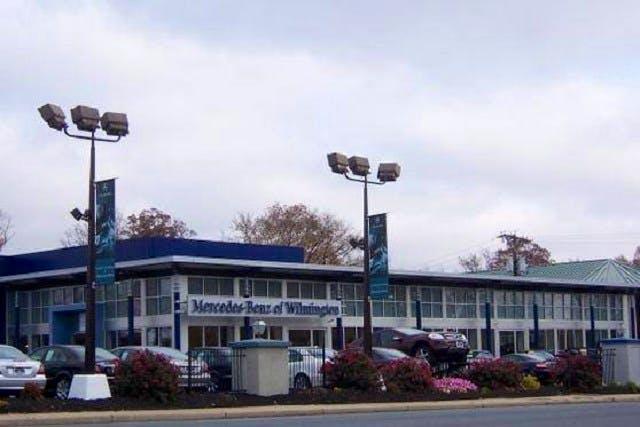 Mercedes Benz Of Wilmington >> Mercedes Benz Of Wilmington Mercedes Benz Service Center
