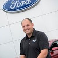 Anthony DeFabio at Metro Ford