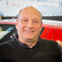 Tony Simone at Metro Ford