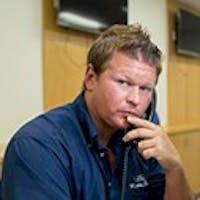 Jay Ostrander at Metro Ford - Service Center