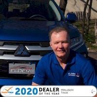 Scott Elder at Elder Mitsubishi