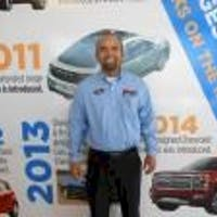Orlando Sanchez at Midway Chevrolet