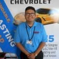 Edwin Guiberra at Midway Chevrolet