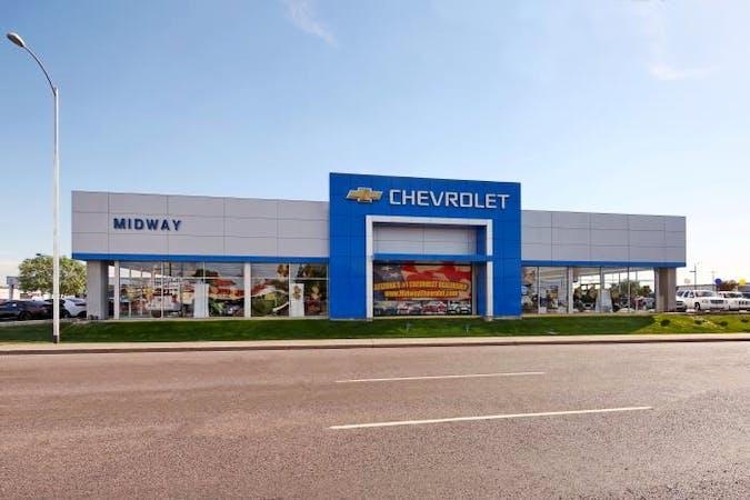 Midway Chevrolet, Phoenix, AZ, 85023