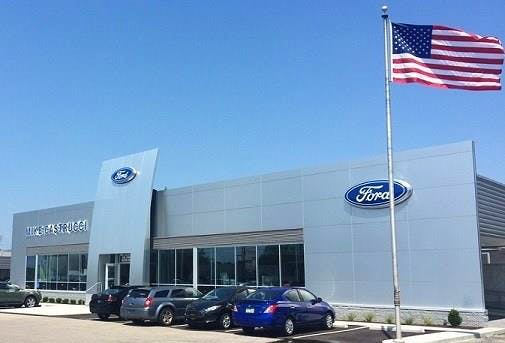 Mike Castrucci Ford, Milford, OH, 45150