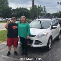 Mackenzie Short at Joe Machens Capital City Ford