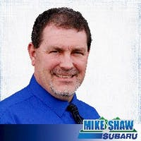Keith  Traczynski at Mike Shaw Subaru