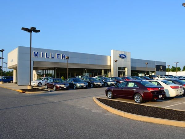 Miller Ford Lincoln, Lumberton, NJ, 08048