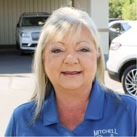 Donna Wesley at Mitchell Mazda  - Service Center