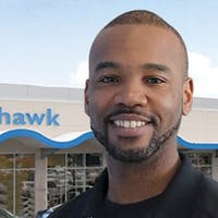 Mark  Ellis Jr. at Mohawk Honda
