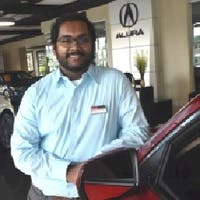 Jeremy Sarran at DCH Montclair Acura