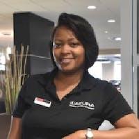 Latoya Davis at DCH Montclair Acura - Service Center