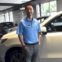 Paul Wong at DCH Montclair Acura