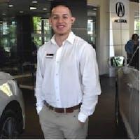 Christian Salas at DCH Montclair Acura