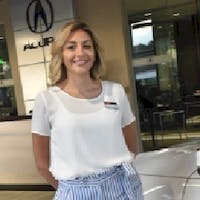Annabel Galarza at DCH Montclair Acura