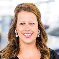 Alyssa Erhardt at Morrie's Minnetonka Subaru