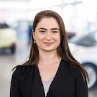 Amelia Krinitsyn at Morrie's Minnetonka Subaru