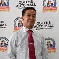 Reden D at Queens Auto Mall Auction House