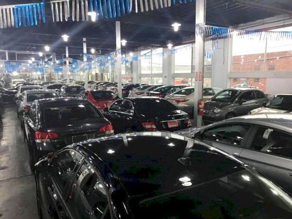 Queens Auto Mall Auction House, Richmond Hill, NY, 11418