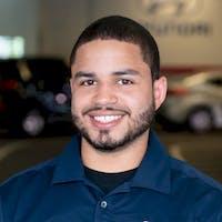 Eric Sanchez at Atlantic Hyundai