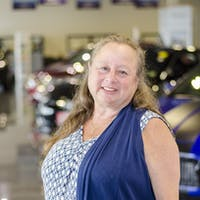 Sue DeFalco at Atlantic Hyundai
