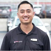 Phi Lien at Mossy Toyota