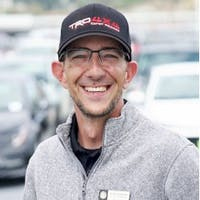 Brian Robitaille at Mossy Toyota