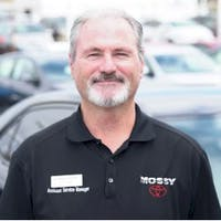 Ken Bailey at Mossy Toyota