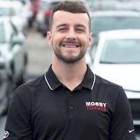 Derek Copley at Mossy Toyota