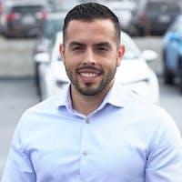 David  Rodriguez at Mossy Toyota