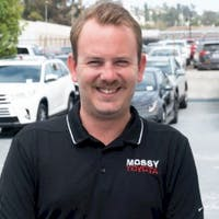 Jason Stremland at Mossy Toyota