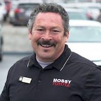 Emilio Ozuna at Mossy Toyota