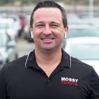 Jay Kasjaniuk at Mossy Toyota