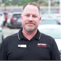 Jeremy  Sturm at Mossy Toyota